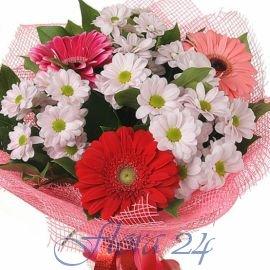 Доставка цветов энергодар подарок учителю музыки на 8 марта